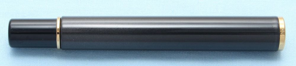 Parker Rialto / 88 Ball Pen Barrel in Laque Metallic Grey. (S213)