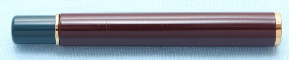 Parker Rialto / 88 Ball Pen Barrel in Laque Metallic Maroon. (S216)