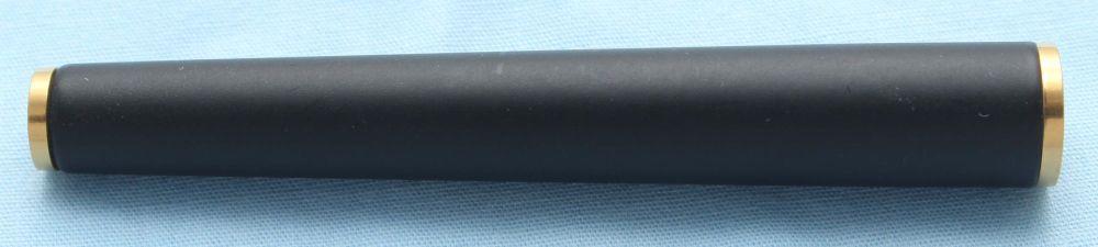 Parker 95 Fountain Pen Barrel in Matt Black (S225)