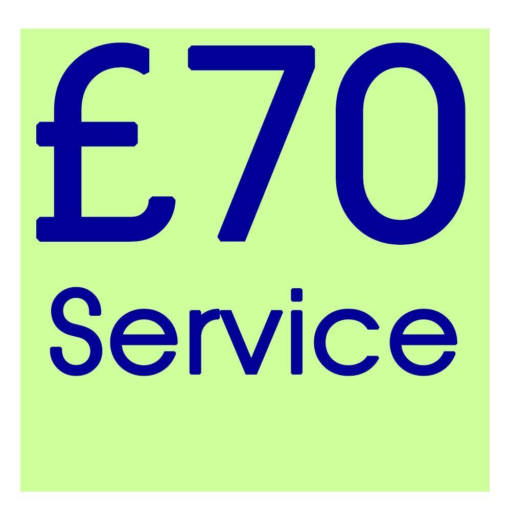 RP07 - Standard Repair or Service