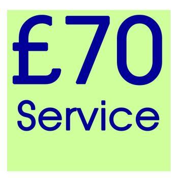 RP070 - Standard Repair or Service