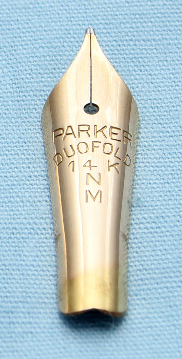 N544 - Parker Duofold Fine Nib
