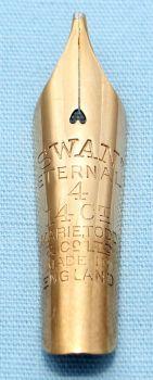 N625 - Swan #4 Eternal Broad Italic Nib