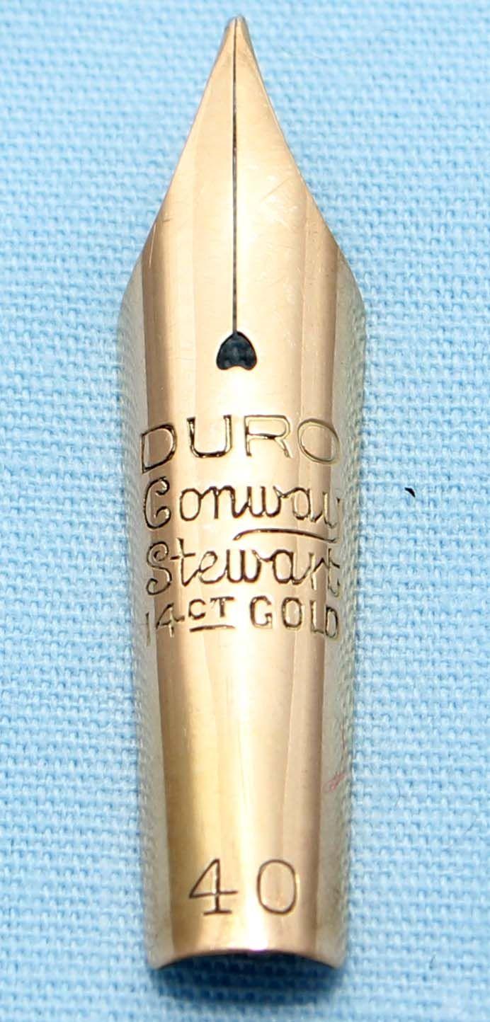 N622  - Conway Stewart 40 Duro Fine Nib