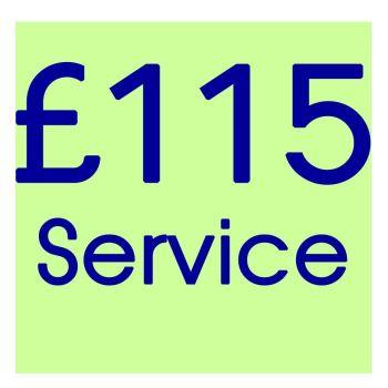 RP115 - Standard Repair or Service