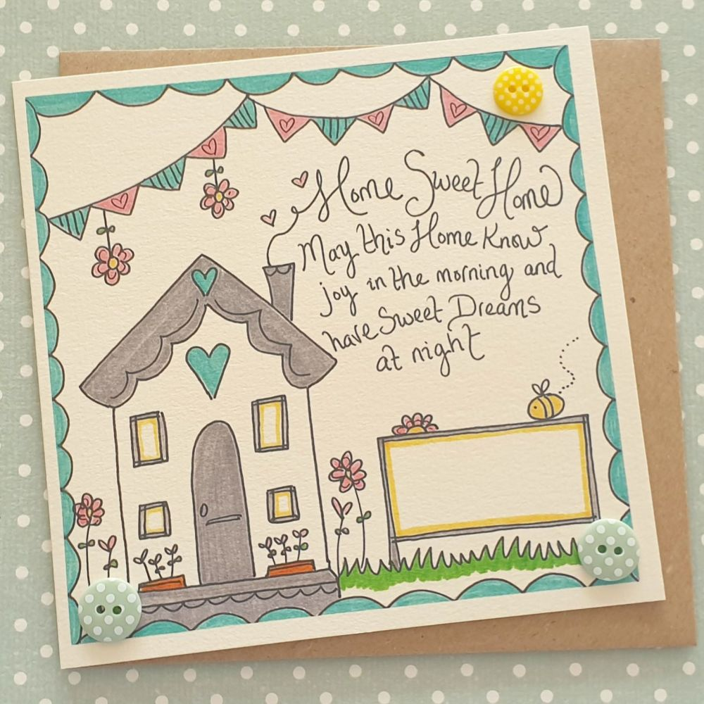 May your home know joy
