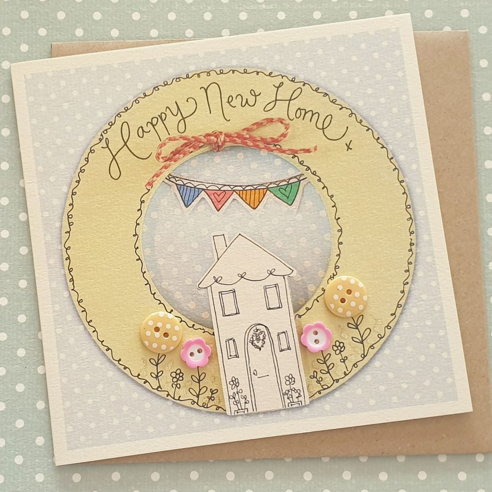 Pretty House and Bunting