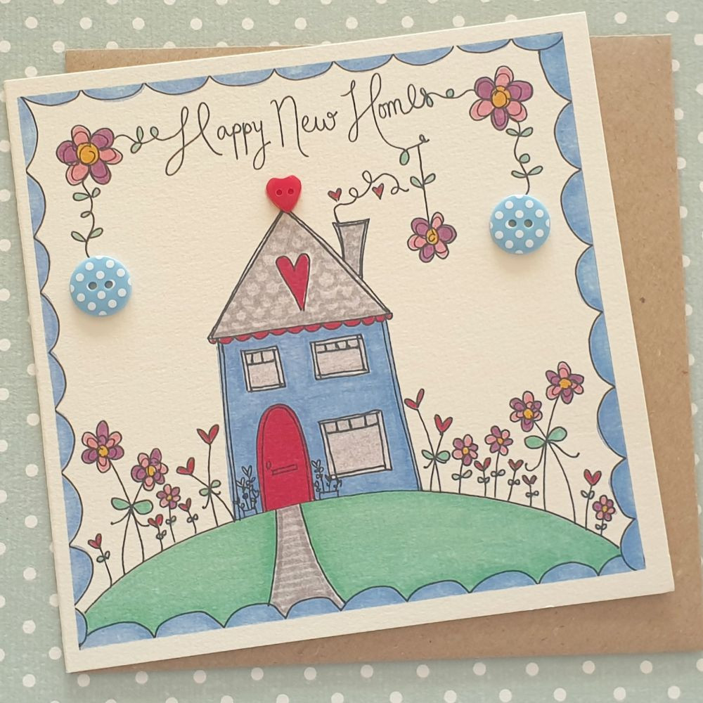 New Home Cards & New Home Gifts