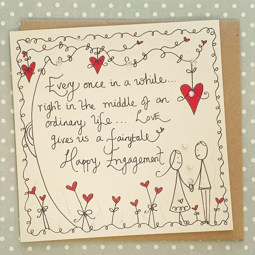 Love Gives us a Fairytale