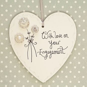 With Love on your Engagement