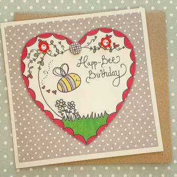 Happ-Bee Birthday