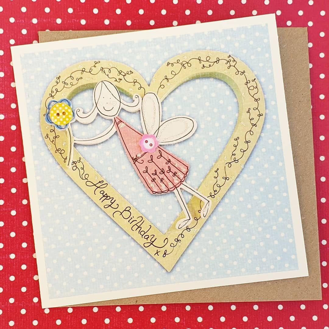 Fairy Sparkle Heart