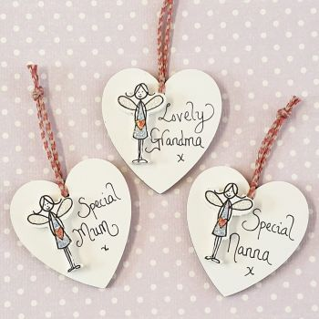 Mini Fairy Hearts