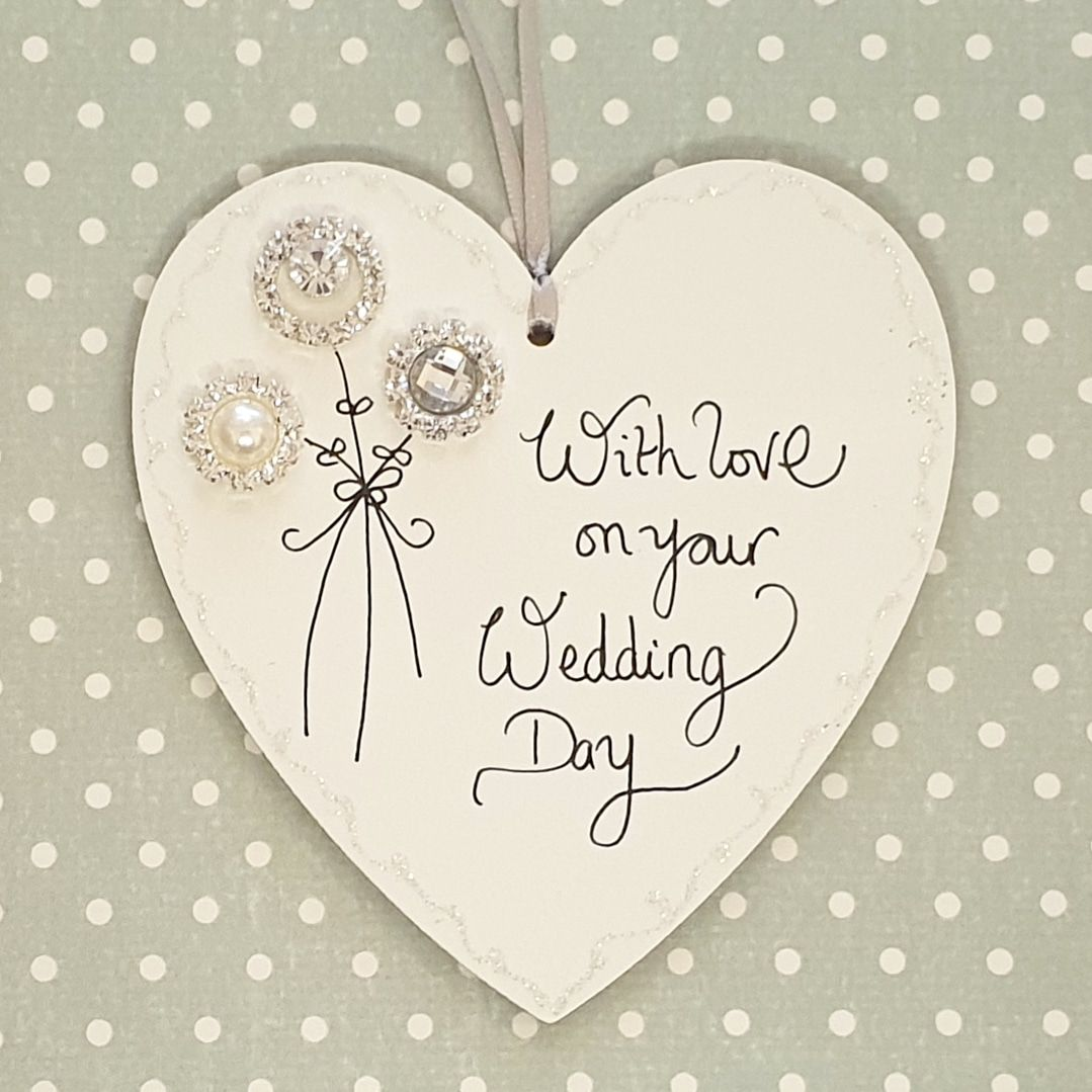 With Love on your Wedding Day