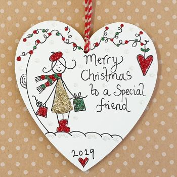 Merry Christmas to a Special Friend