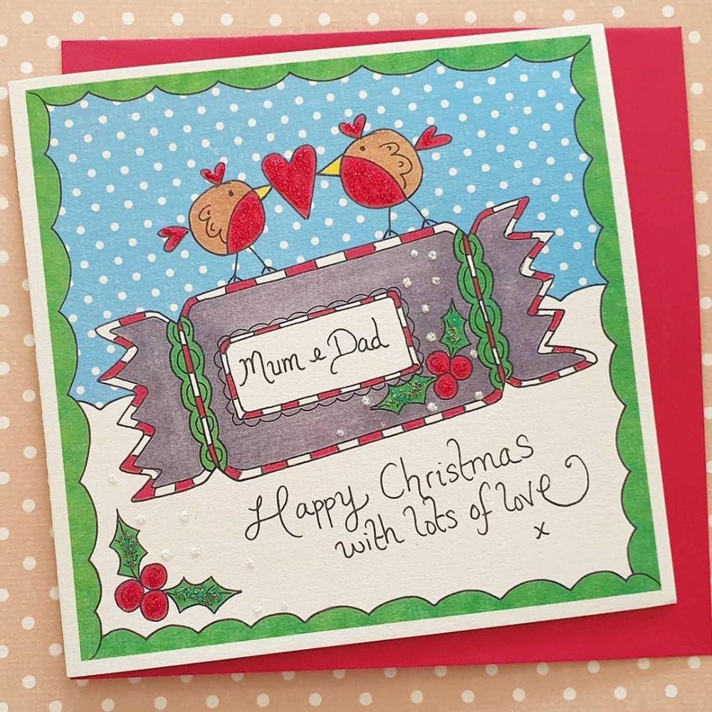 Christmas Cards, Keepsake Gifts and Gift Tags