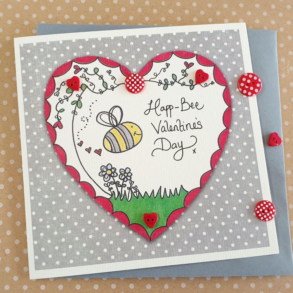 Happ-Bee Valentine's Day