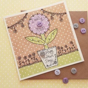 Forever Flower Pot Card