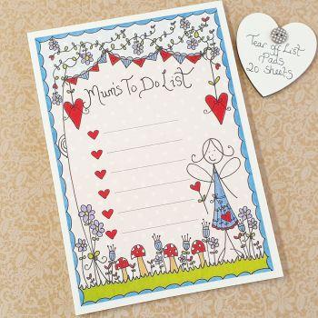 Fairy Mum's To Do List