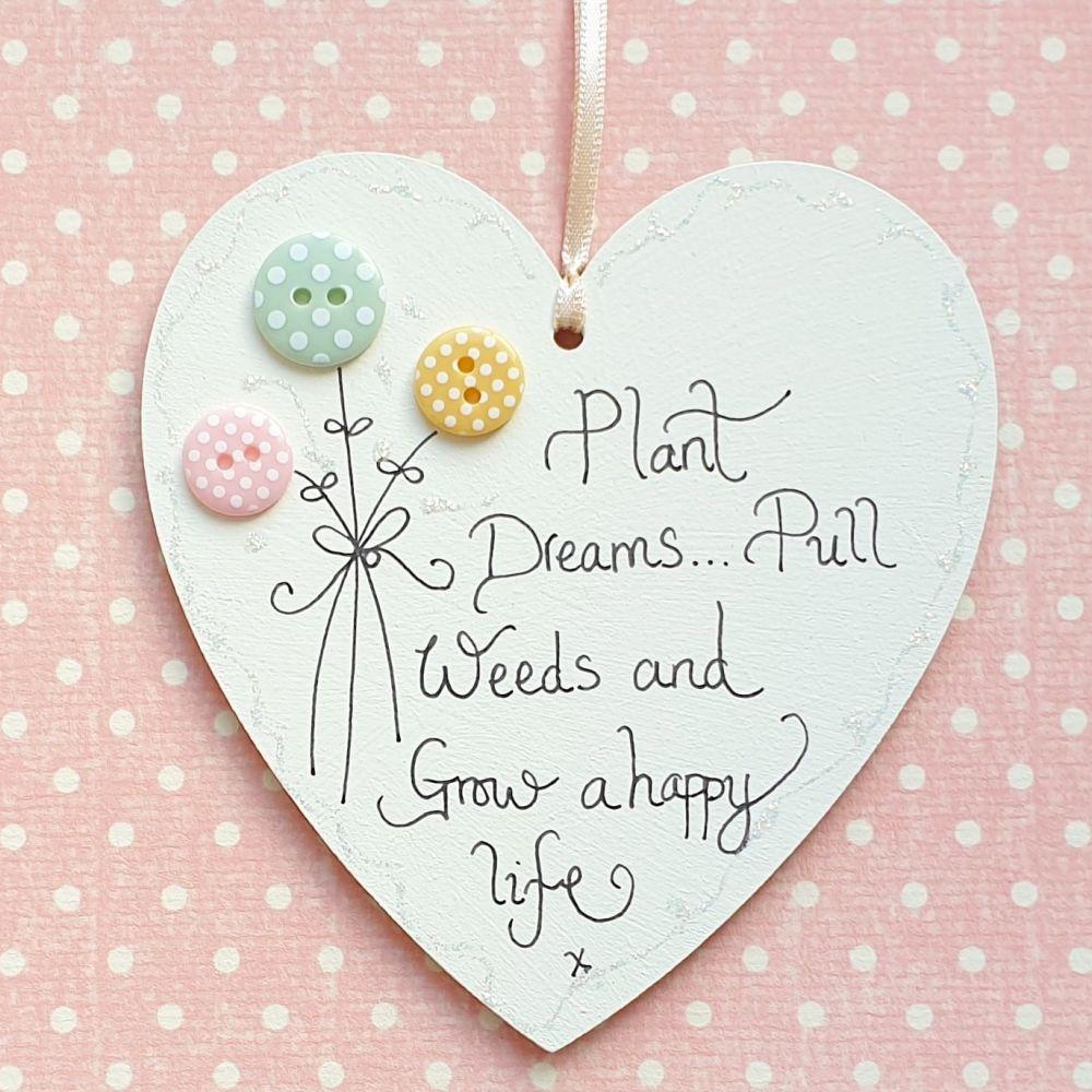 Plant Dreams