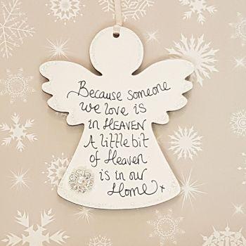 Someone We Love Is In Heaven Angel