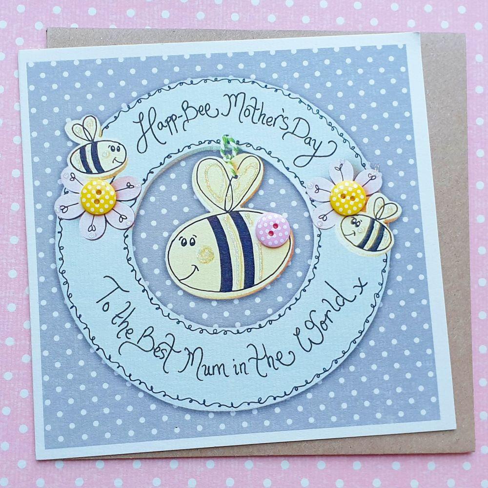 Happ-Bee Mother's Day