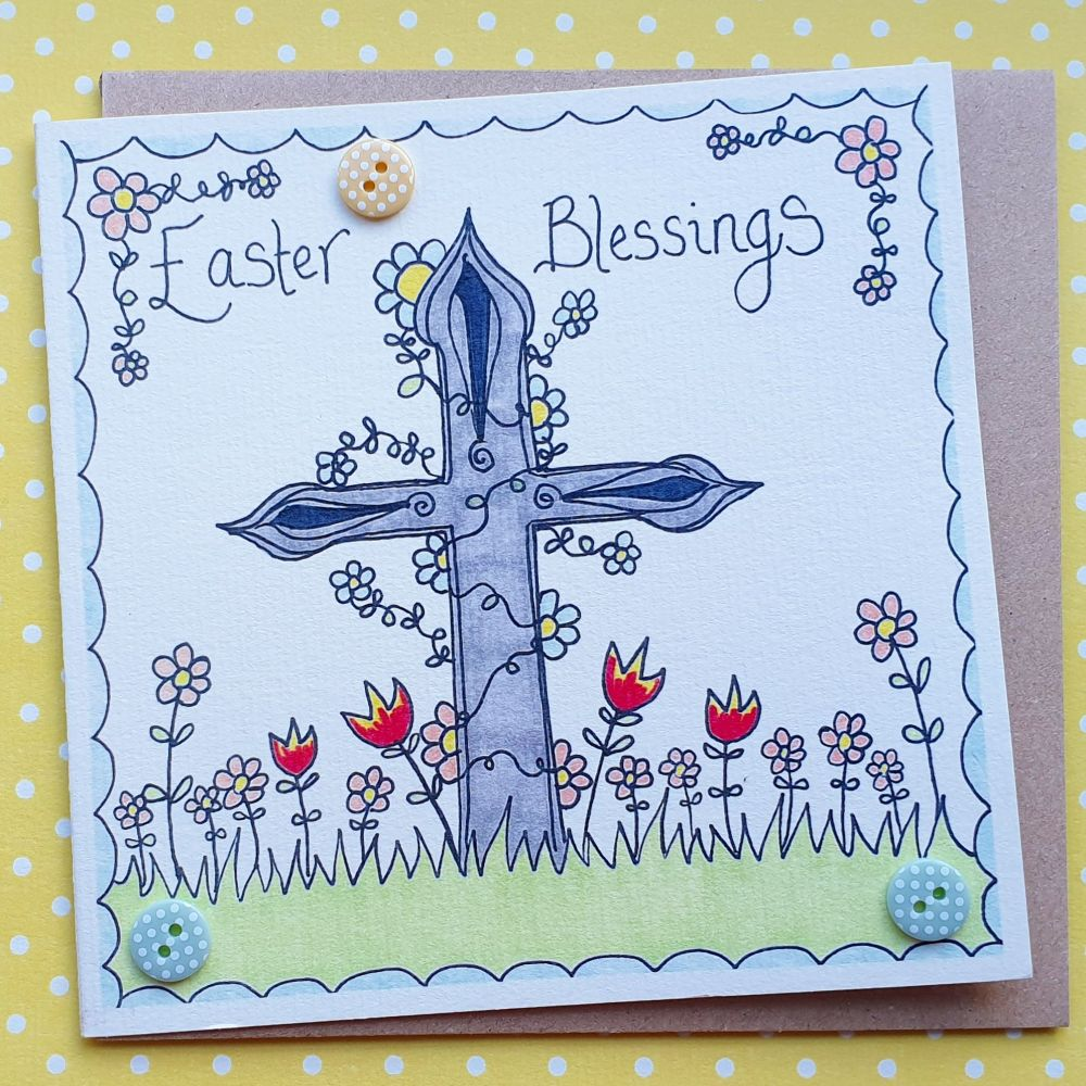 Peaceful Easter Blessings