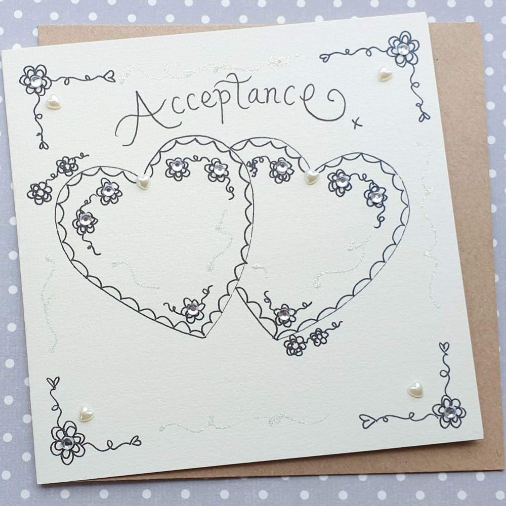 Two Hearts Acceptance