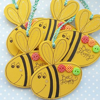 Bee Happy Buzzy Bee