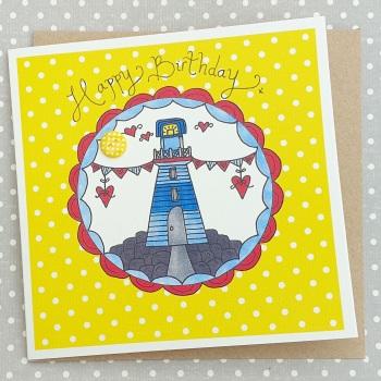 Happy birthday lighthouse