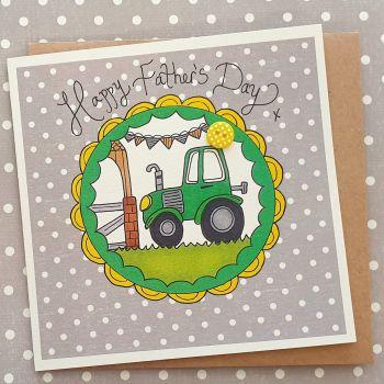Tractor Dad