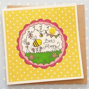 Buzzy Bee Happy