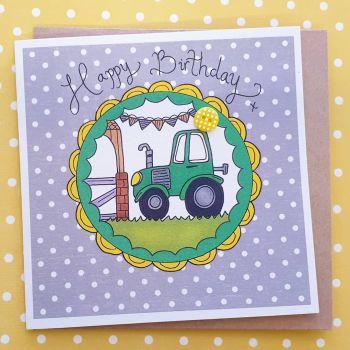 Farmer Al's Tractor