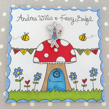 Fairy Badge