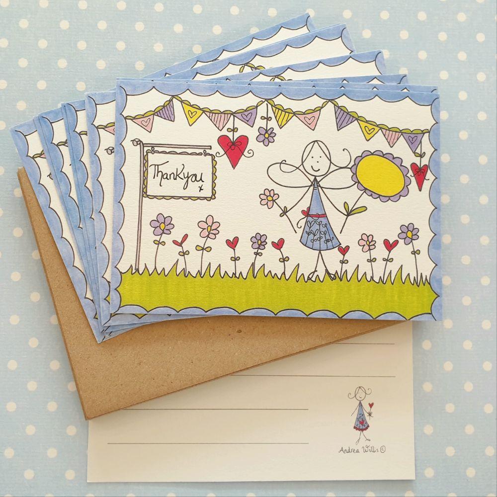 Thankyou Notecard Packs