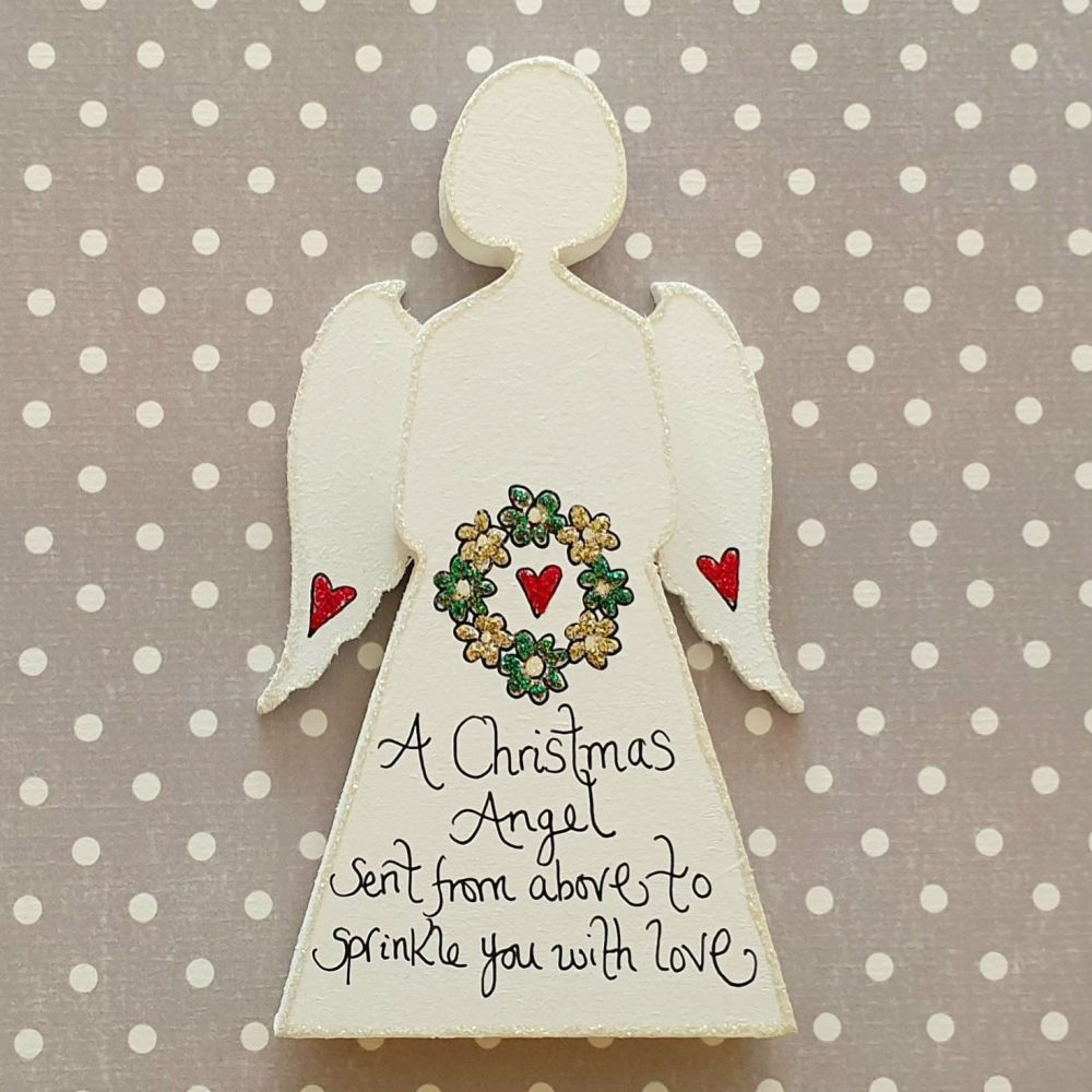 Christmas Angel from Above