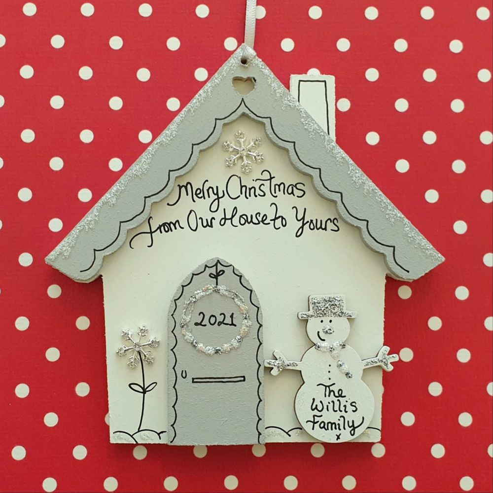 From Our House to Yours Mini House