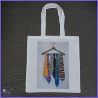 Ties Tote Bag.