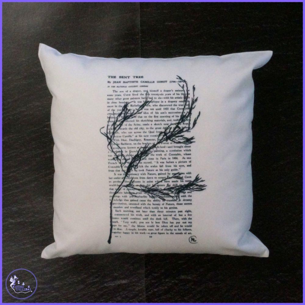The Bent Tree Cushion.