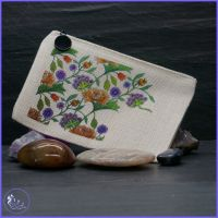 Creeping Flowers Coin Purse.