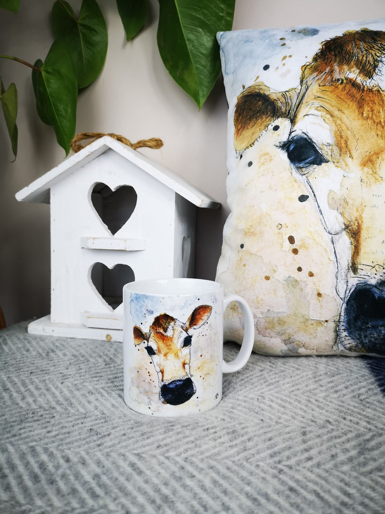 cow design gifts