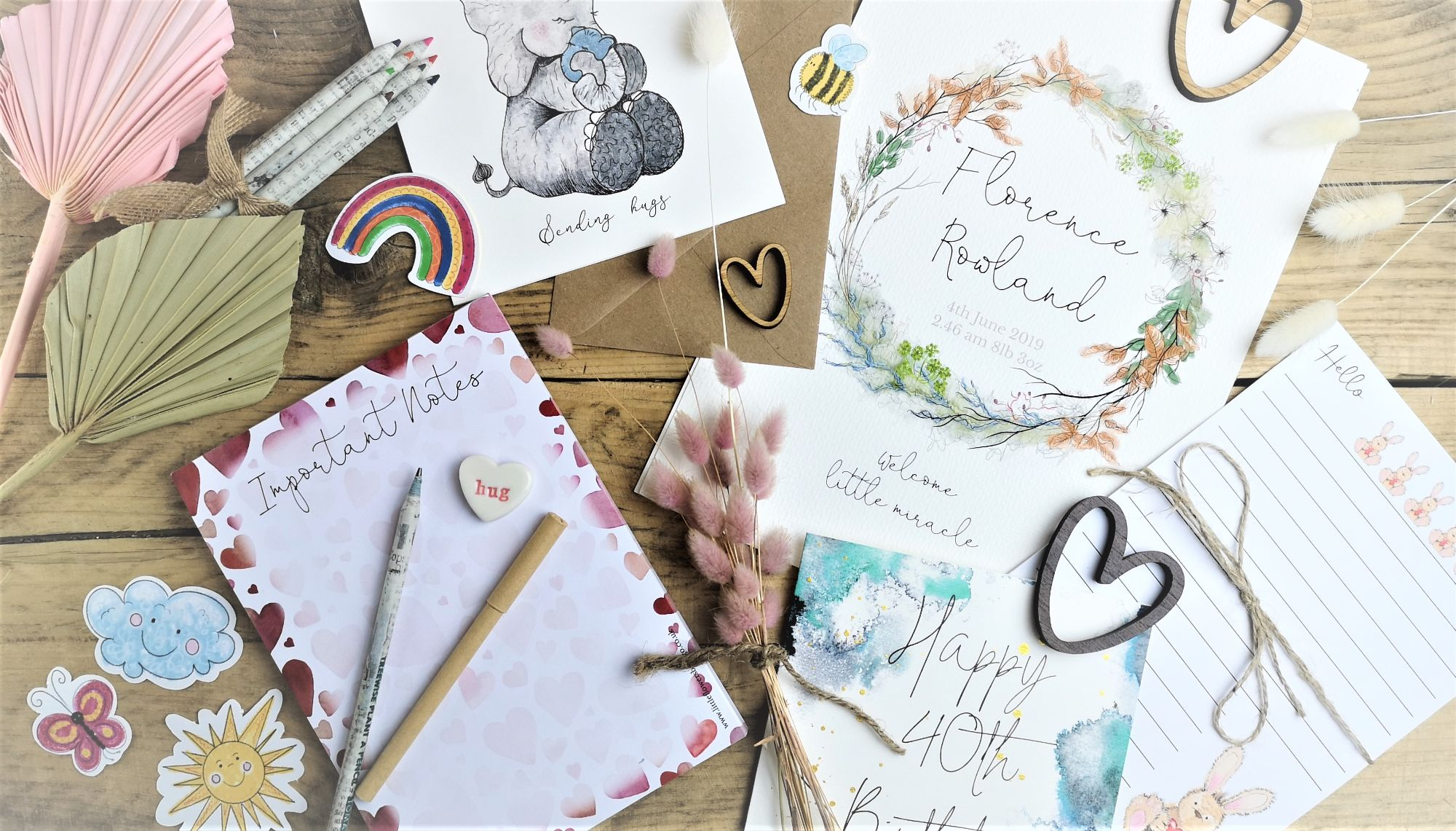 Bespoke Cards & Gifts