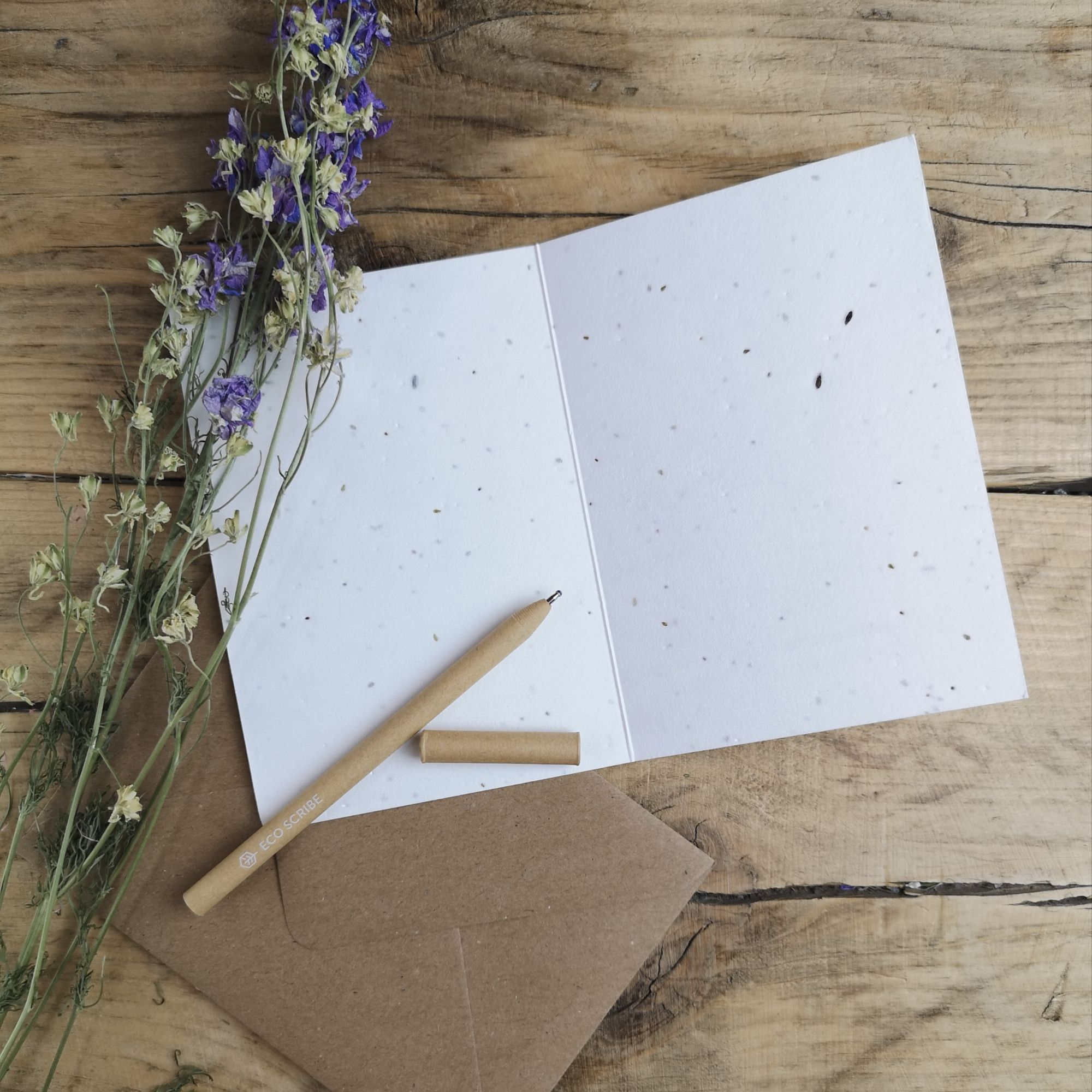 Plantable Wild Flower Seed Paper
