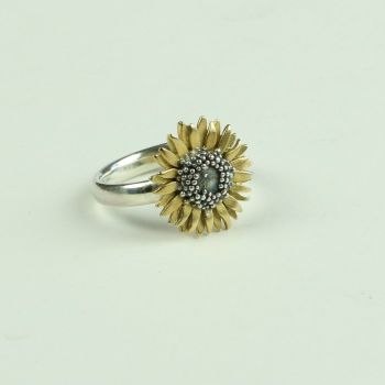 Sunflower Small Ring