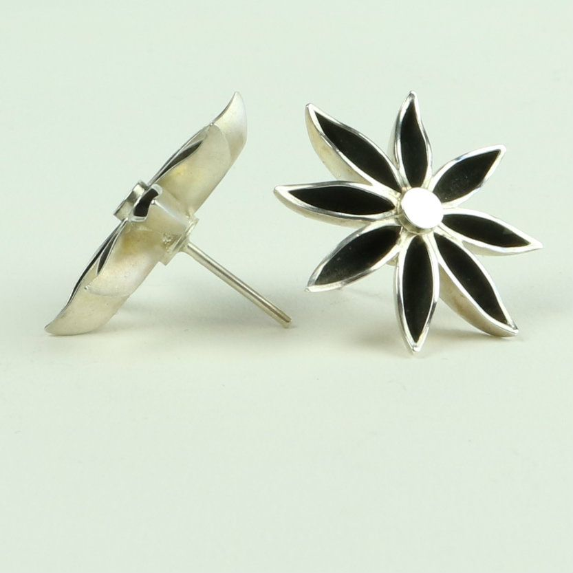 Star Anise Large Stud Earrings AES 3OXD