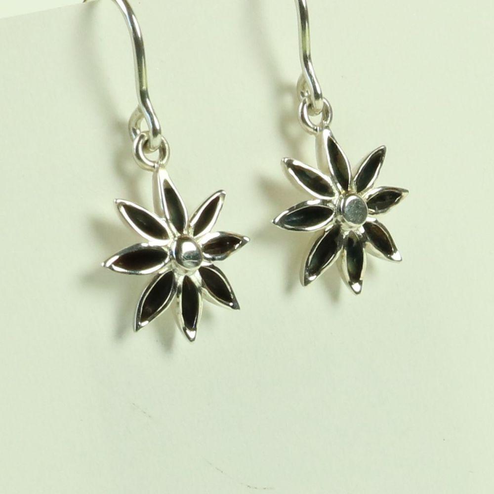 Star Anise Medium Drop Earrings AED 2OXD