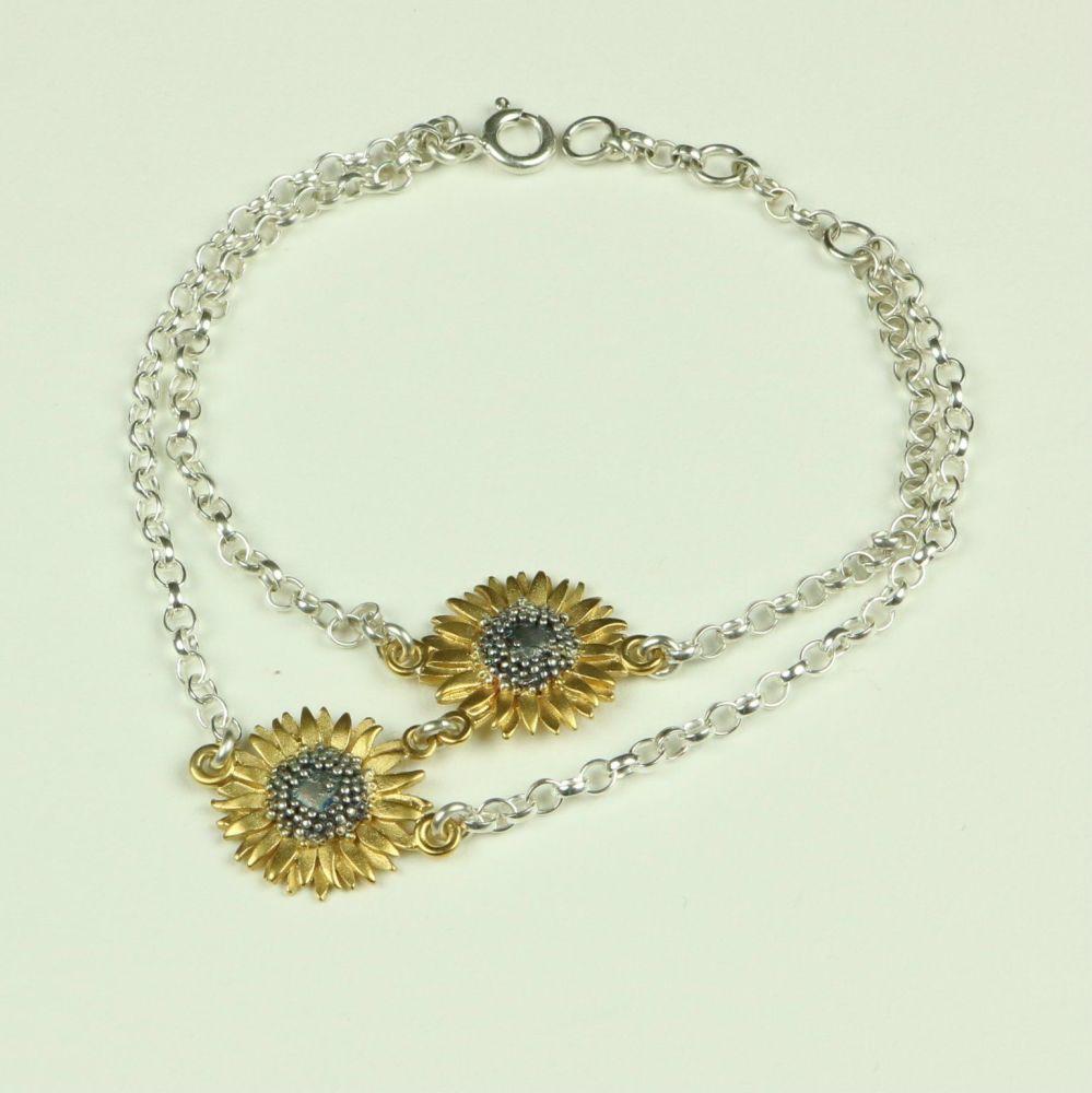 Sunflower Light Bracelet