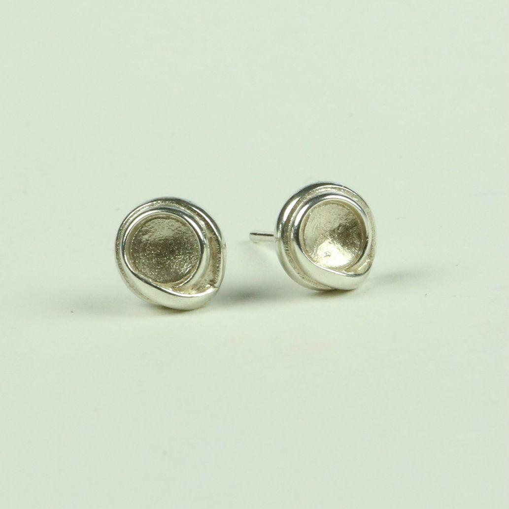 Small Stud Earrings WES 1