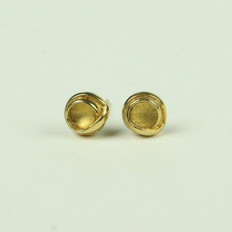 Small Stud Earrings WES 1G