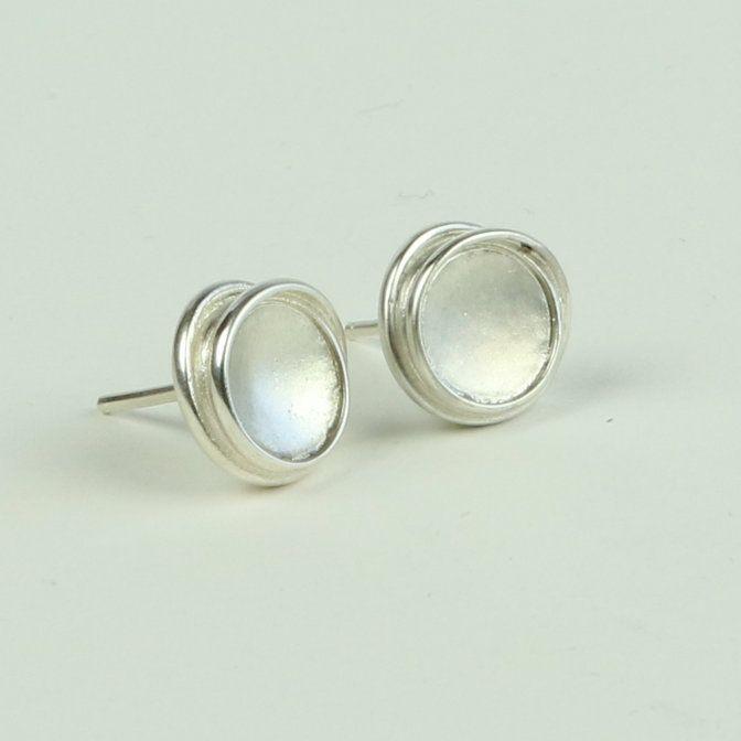 Medium Stud Earrings WES 2